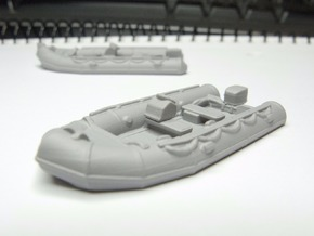 Zodiac 01.  HO Scale (1:87) in Smooth Fine Detail Plastic