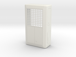 1/14 Thermo King Super 2 Reefer in White Natural Versatile Plastic