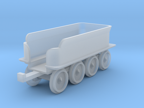 Tender for Grant Locomotive - Zscale in Smooth Fine Detail Plastic