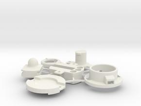 Actuate in White Natural Versatile Plastic