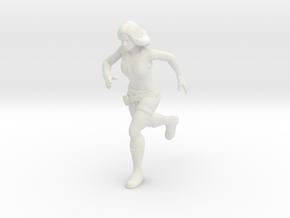 Printle V Femme 678 - 1/32 - wob in White Natural Versatile Plastic