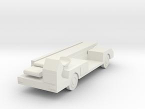 TLD NBL Belt Loader (low) 1/72 in White Natural Versatile Plastic