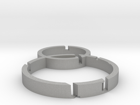 Cotharticren Wrist Kineticscale Part 1 of 9 in Aluminum