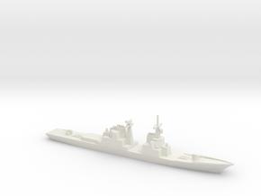 Cruiser Baseline w/ MCLWG, 1/1250 in White Natural Versatile Plastic