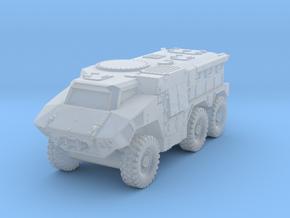 NIMR JAIS N35 6x6 MRAP in Smoothest Fine Detail Plastic: 1:220 - Z