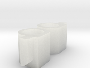 Masterpiece 5mm Item Adapter in Smooth Fine Detail Plastic