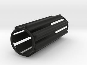 MR 45 T-grips DarthV Ep3 RotS in Black Natural Versatile Plastic