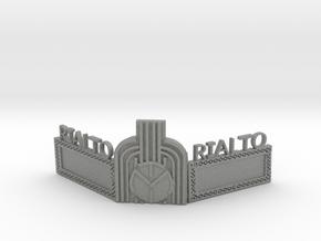 Rialto Marquee HO Scale in Gray PA12
