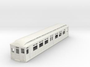 o-87-district-b-stock-motor-coach in White Natural Versatile Plastic
