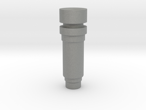 Modular nozzle +0mm in Gray PA12