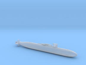 USS DALLAS LA FLT II DDS FH - 700 in Smooth Fine Detail Plastic