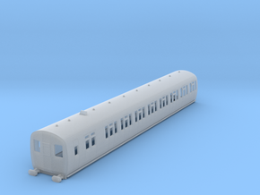 o-148fs-sr-4sub-late-driver-motor-brake-3rd-coach in Smooth Fine Detail Plastic