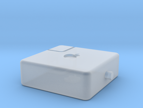 1:12 macbook Charger in Smooth Fine Detail Plastic