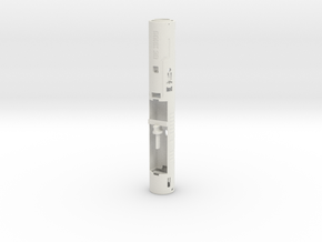 Regional Manager - Chassis GHV3-  Part 1/4 in White Natural Versatile Plastic