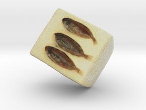 The Sukugarasu on the Tofu in Full Color Sandstone