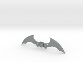 Arkham Asylum Batarang in Polished Metallic Plastic