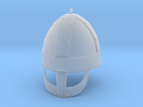 """Yarm"" Helmet Scale Model in Smooth Fine Detail Plastic"