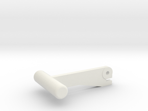 Replacement Corvo/Anubis Lock in White Natural Versatile Plastic