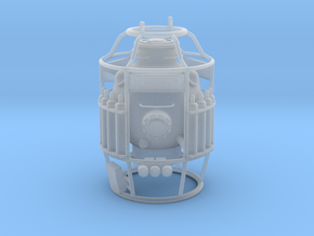 Diving Bell Typ A  in Smooth Fine Detail Plastic: 1:75