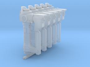 Ls gun Ezra Bridger 0.45, 1/6, 1/12, 1/18 in Smoothest Fine Detail Plastic: 1:12