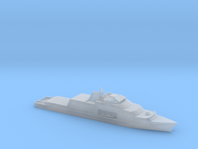 JAN MAYEN COASTGUARD PATROL VESSEL in Smooth Fine Detail Plastic
