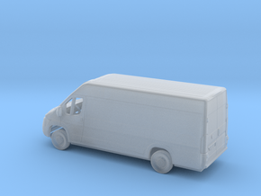 1/160 2013-Present Dodge Ram ProMaster 3500 Cargo in Smooth Fine Detail Plastic