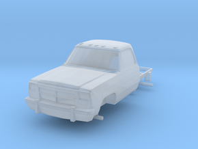 Project Dodge in Smooth Fine Detail Plastic