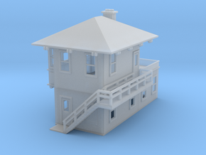 Alleghany Switch Tower Revised B 6 Z scale in Smooth Fine Detail Plastic