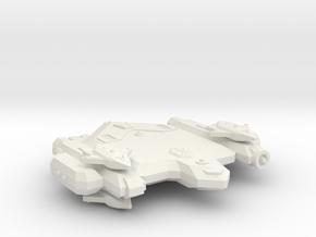 3125 Scale Orion Light Gunboat/PF Tender (DWP) CVN in White Natural Versatile Plastic