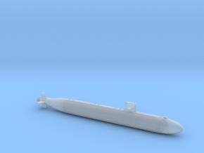 USS LOUISVILLE LA FLT III FH - 700 hollow in Smooth Fine Detail Plastic