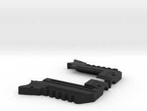 M9 Albert Wesker front rail in Black Natural Versatile Plastic