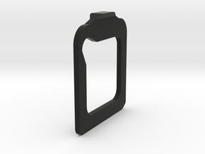 Hat Mount Replacement Door (For GoPro Session) in Black Natural Versatile Plastic