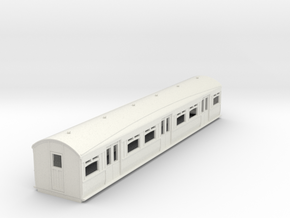 o-87-metropolitan-1921-circle-trailer-3rd-coach in White Natural Versatile Plastic