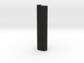 M9 Albert Wesker Silencer / Suppressor.  in Black Natural Versatile Plastic