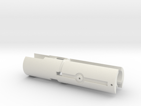 MR Anakin 2005 Verso Chassis in White Natural Versatile Plastic