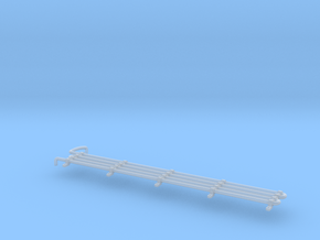 EMD F Unit Cooling Coils - O Scale in Smoothest Fine Detail Plastic