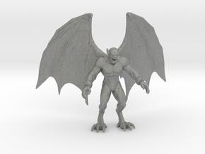 Killer Instinct Gargos 54mm DnD miniature game rpg in Gray PA12