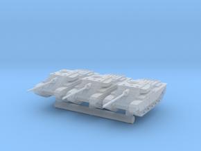 JagdCenturion fictional 1:220 3pcs in Smooth Fine Detail Plastic