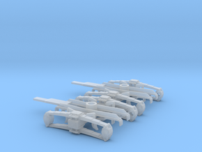 SLR Independence Carriage Bogie - Pair in Smoothest Fine Detail Plastic