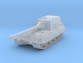 Jagpanzer E-100 1/285 in Smooth Fine Detail Plastic