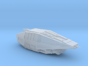 Imperial Ton Falk Cass escort carrier in Smooth Fine Detail Plastic