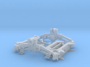 Chevy G-7113 suspension Italeri conversion 1:35 in Smoothest Fine Detail Plastic
