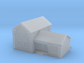 House 5 in Smoothest Fine Detail Plastic