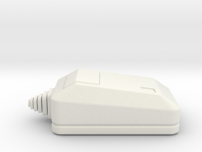 old mouse in White Natural Versatile Plastic