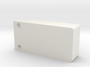 Athearn Genesis GP7/GP9 Speaker in White Natural Versatile Plastic