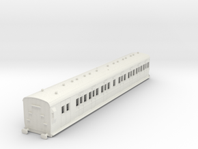 o-87-sr-lswr-d97-pushpull-trailer-coach-1 in White Natural Versatile Plastic
