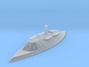 1/1000 CSS Palmetto State in Smooth Fine Detail Plastic