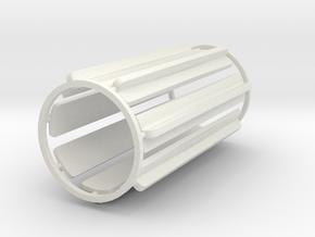 MR 45 T-grips Luke ep4 ANH in White Natural Versatile Plastic