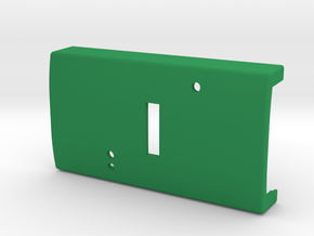 ACCS-T-LVL_SHFT in Green Processed Versatile Plastic