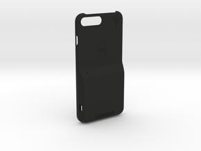 iPhone 7 Plus LooplyCase™ with RileyLink Inlay in Black Natural Versatile Plastic
